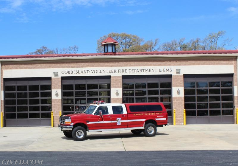 cobb island volunteer fire department  ems incand auxiliary